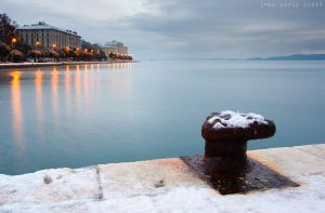 Snow in the city by ivancoric