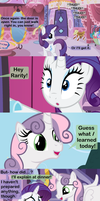 Rarity's Big Sister by Beavernator