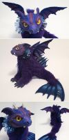purple finn dragon 2 by kimrhodes