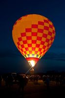 Balloon Glow at Valkaria by hansepe