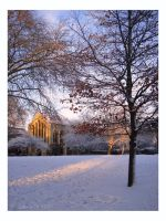 York in the Snow by dreamsofwinter