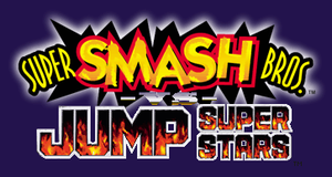 SSB vs JSS - Title Logo by Ultimatethinker721