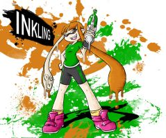 The Inkling by CP-BaM-BaM