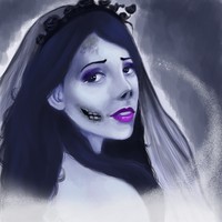 Corpse Bride by AlexPoser