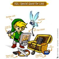 :art: Special Quest for Link by NekoAmine