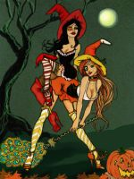 Trick and Treat by EmpressIllyria