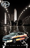 Scion tc City flare by Anonyminty