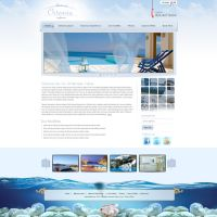 Hotel Site by swati05