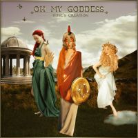 Oh my goddess by dreamswoman