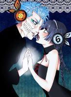 Commission Bleach-Vocaloid by marvi92