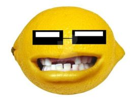 Cool Funny Lemon by Weapons-Expert-Cool