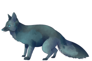 hoary fox character by haemorrhoid