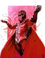 Magneto ink by Larbesta