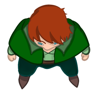 Roll20 free token: Young boy by FlotVitality