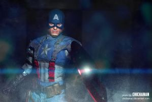 Hot Toys : Captain America: The First Avenger 1 by Chichanan