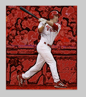 Chase Utley by youngcheezy7