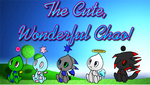 The Cute, Wonderful Chao (Collaboration) by JamarMcCall