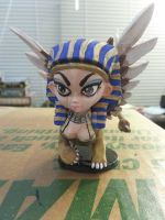 Chibi Sphinx Front by ProdigyDuck