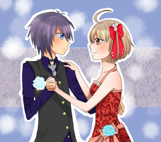 PA Winter ball event COLLAB by Arcky-Cano