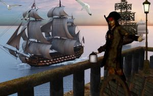 Pirate Bay by sweetpoison67