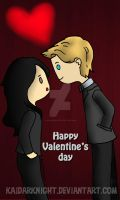 MENTALIST-Valentine's Day by KaiDarknight