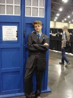 The Doctor is Ginger!!! by SerinaElric