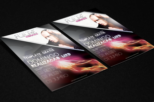 Flyer Future - Download FREE by MarcosRenatoDesign