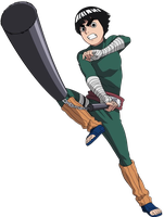 Rock Lee by xUzumaki