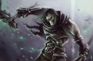 Darksiders II Death by Elindiriel