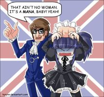 AustinPowers meets MaliceMizer by turynn