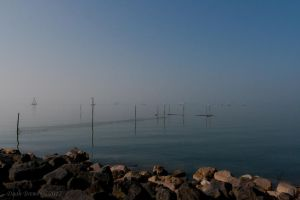 Foggy water by Daan-NL