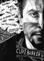Clive Barker by magnetic-eye