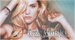 Kate Winslet - most glamorous by franzi303