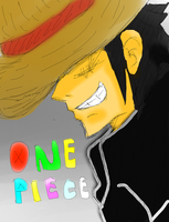 Strong World Luffy by InfectedPlushieLove