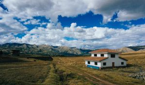 house, peru by Turqmoose