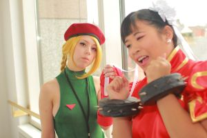Anime Boston 2014 - Worlds' Strongest Women(PS) 09 by VideoGameStupid