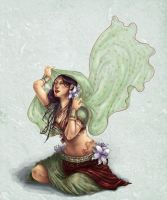 Chilly Belly Dancer by Orhasket