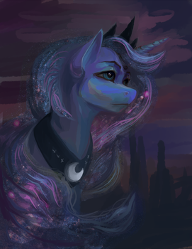 Luna030812 by Roverstate