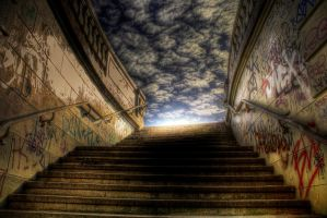 steps into the haven by marikaz