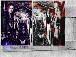 The GazettE . Burial Applicant by Shayla-Lunatic