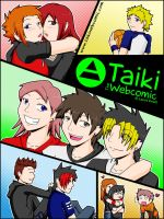 Taiki Webcomic 2009 by Taiki