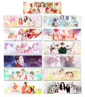 [PACK COVER] Merry Christmas Everybody by MinJ-cucheo-Designer