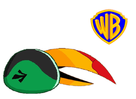 Hal and the WB shield by jared33