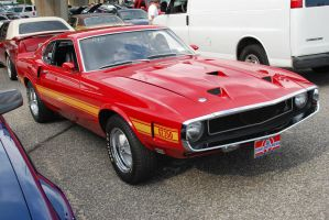 1969 SHELBY GT350 by HardRocker78