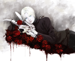 Johan Liebert by dorset