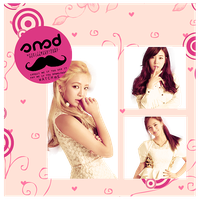 Girls Generation (SNSD) - png( render)  by michiru92