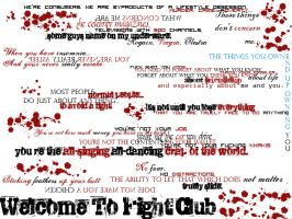 Welcome To Fight Club by Indriel