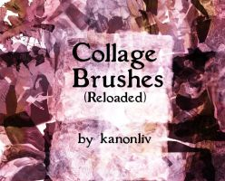 Collage Brushes Reloaded by kanonliv
