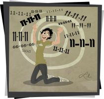 Jeff's excited about 11-11-11 by liliribs