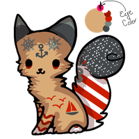 :Cat Custom: :PC: by Blacks-adopts